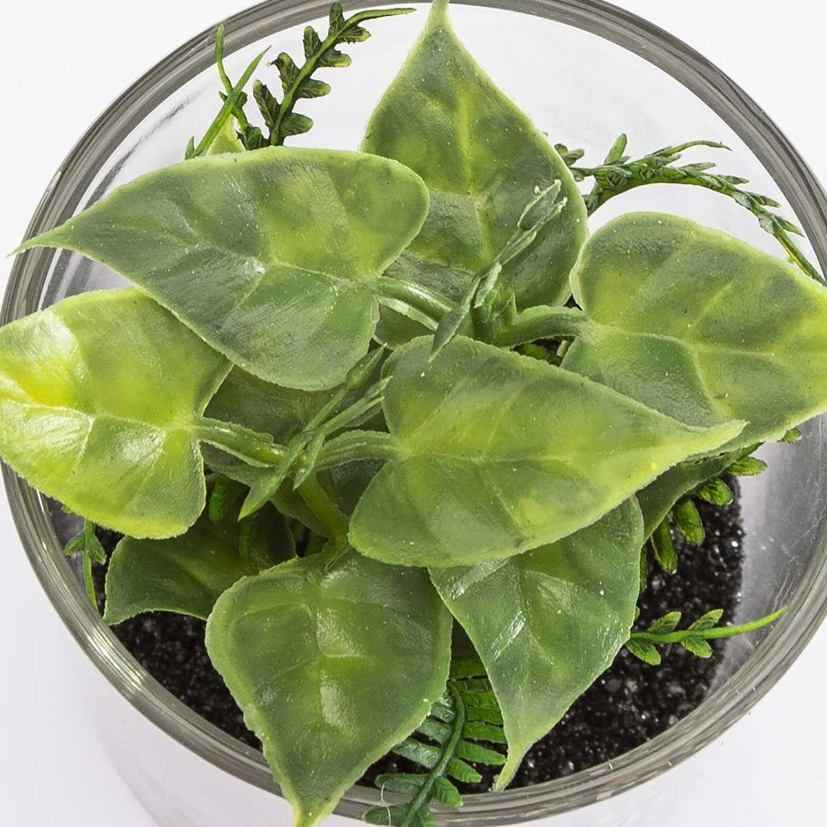 Plante artificielle avec pot citation