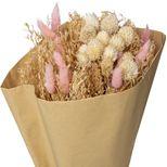 Bouquet de fleurs séchées H. 50 cm