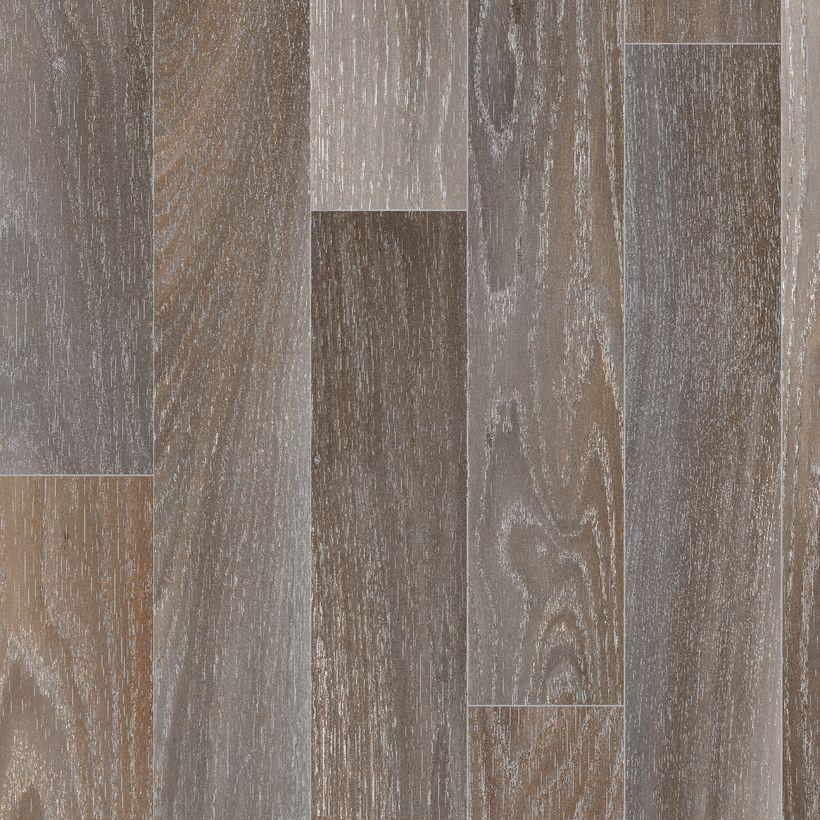 Sol vinyle multicolor brun gris Asti 400cm
