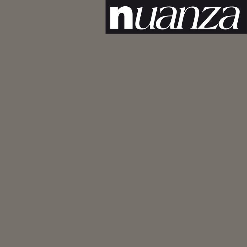 Peinture poivre satin multisupports Nuanza 2.5l