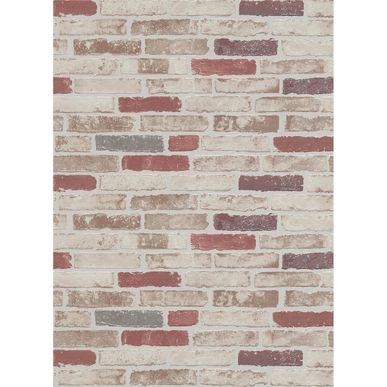 Papier Peint Brique Havanne Bricktop Intisse Kalico