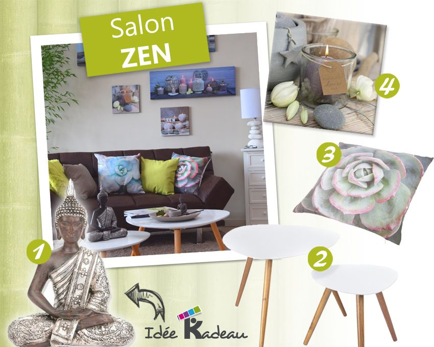 Salon Zen Une Deco Relaxante A Prix Mini Kalico