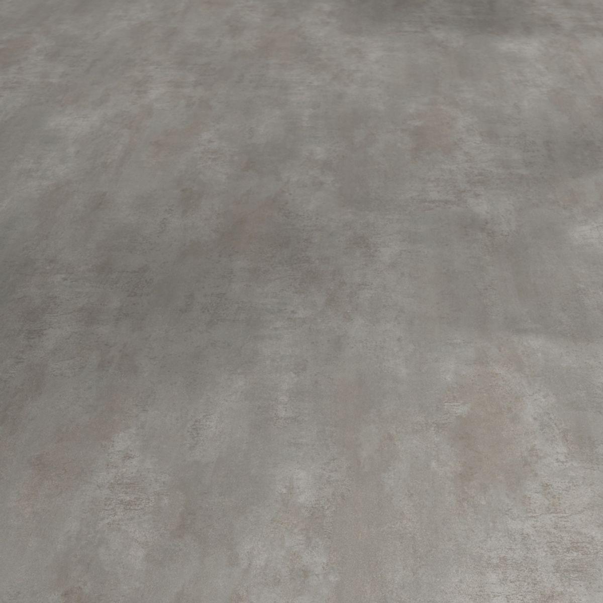 Sol vinyle uni gris souris Asti 400cm