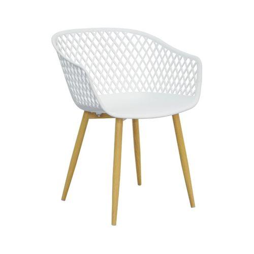 Table De TangoDéco Fauteuil Scandinave Blanc Kalico rWxedoBC