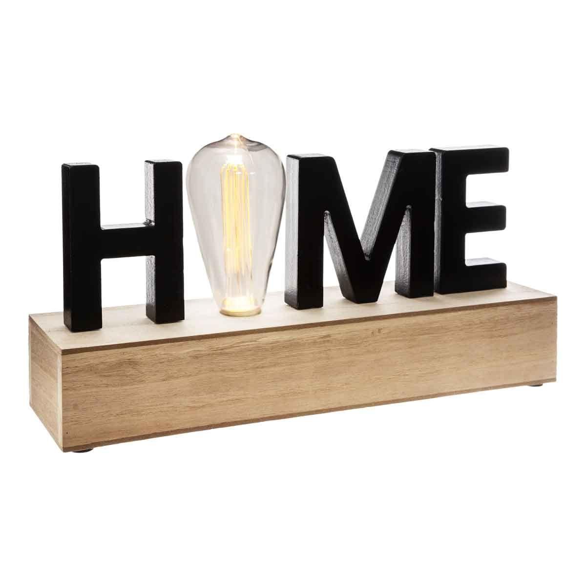 Lampe décoration LED Home